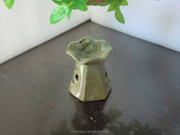 ceramic oil burner & fragrance burner hollow ceramic, bisque ceramic