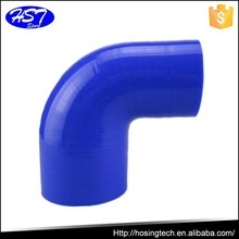 High performance silicone hose 76mm-70mm 90 degree bend reducers