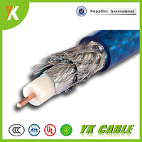RF RG6/RG9/RG11/RG58/RG59 75ohm Coaxial Cable Apply To CCTV/CATV With CE ROHS Standard