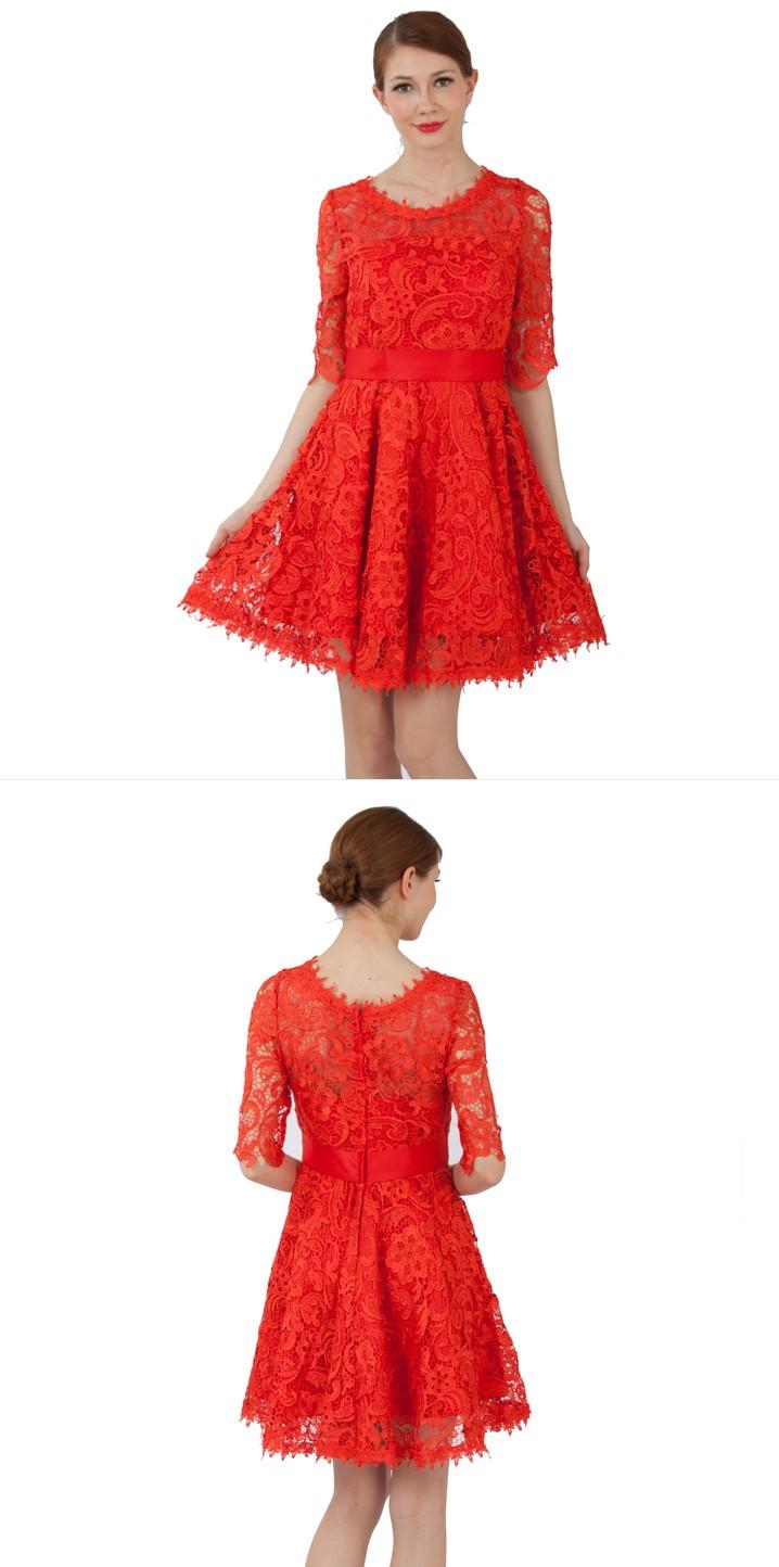 rouge dentelle bali d 39 t robes pour grosse femme v tements dames l gantes de bureau design. Black Bedroom Furniture Sets. Home Design Ideas