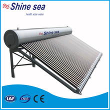 2015 Most Commercial Home Solar Systems - 500L Solar Water Heater for Big Family Use