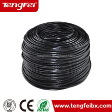 Outdoor lan cable waterproof cat6 for connection