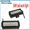 Wholesale 7.5Inch 36w led light bars for trucks Off Road 4x4 SUV ATV 4WD