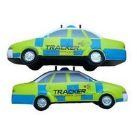 pu foam stress police car