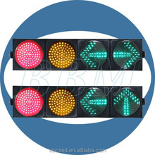 200mm Red & Yellow Ball+ Green Arrow Traffic Signal Combination