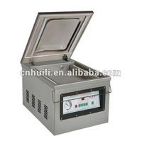 DZ-400 desktop hot dog vacuum sealer
