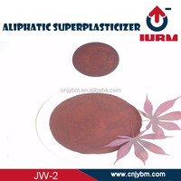 aliphatic retarded water reducer concrete admixture