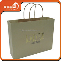 Professional Printing Cheap Paper Bags With Handle