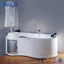New design whirlpool bathtub price jacuzzy bathtub indoor