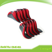 NEW NEOPRENE IRON GOLF CLUB HEAD COVERS HEADCOVERS High Quality