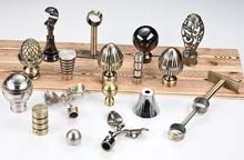 Customized alumnum parts sand -coated iron mold casting method