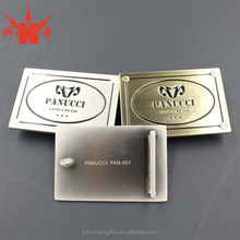 Hot sale fashion metal men belt buckle manufacturers