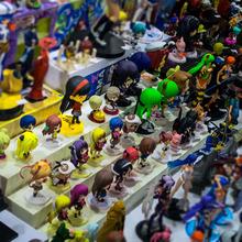 Personajes de dibujos animados personalizada