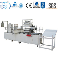Paper Core Pipe Tube Forming Making Winding Rolling Winder Machine Price