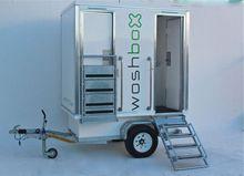 WOSHBOX Mark V Luxury Portable Toilet