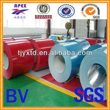 PPGI/PPGL coils dx51d+z/color coated steel coils/color coated galvanized steel coil