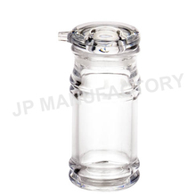 Best Canteen Table 240ml Clear Acrylic Olive Oil Bottle