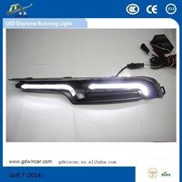 (2014) Newest Auto Accessory Durable LED light for GOFT 7 Led Daytime Running Light