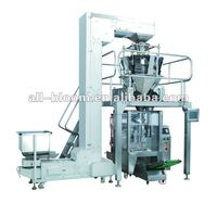 Potato chips packaging machine complete set