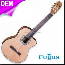 """Manhogany Neck 39"""" Classical Guitar (FCG-172C)"""