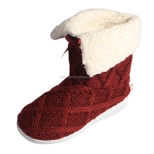 2015 new design hot selling cheap casual girl snow boots
