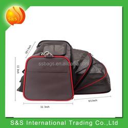expandable foldable travel dog bag