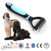 [Grace Pet] Dog Dematting Comb Puppy Cat Deshedding Rake