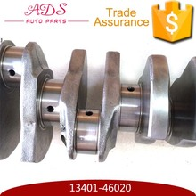 Wholesale High Quality Hot selling Auto Engine Parts Crankshaft 13401-46020