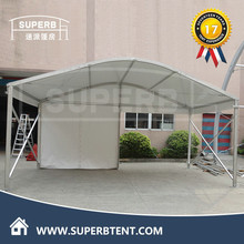 Circular roof top ceremony Tent, concert tent for parties