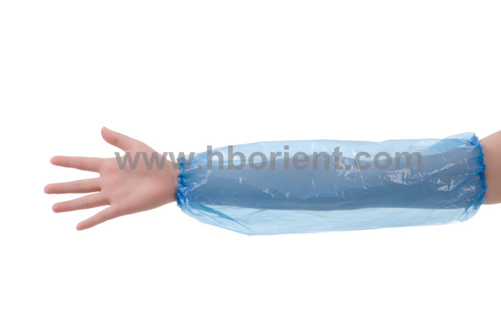 Best wholesale website for disposable PE waterproof sleeve cover