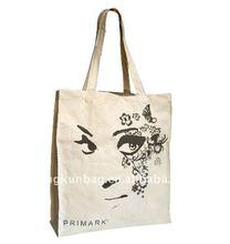 charming hot sale cotton durable bag