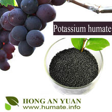 pH value higher active functional group Efficient instant organic potassium humate