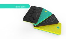 Fashion design 5000 mah power bank for samsung galaxy s4 for iPhone6 all smartphones