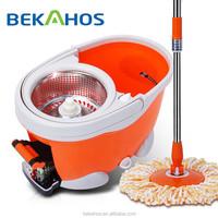 orange cleaning machine second press /hand press &foot press cleaner mop