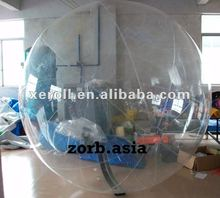 Hot selling walk on water ball