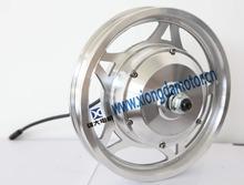 12'' geared brushless rim motor/12 inch electric bike wheel hub motor/scooter motor