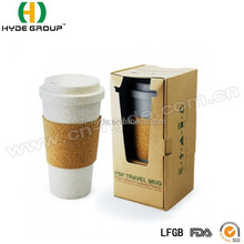 PSP Hot Beverage Travel Mug With Cork Sleeve Wholesale