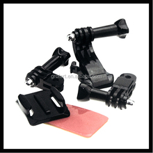 Action Camera Accessory For Gopro Helmet Mount Front For Hero 4 3 3+ 2 1 Wholesale