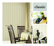 Classic wallpaper dealers pure paper wall paper soundproof wall paper