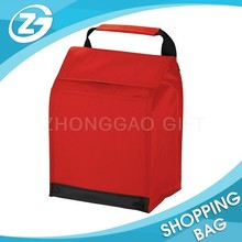 Polyester Soft Sided School Lunch Cooler Bag