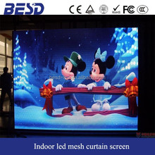 New design indoor Full Color P3 Led Display For Advertising Usage