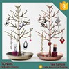 Wholesale Metal Tree Earring Jewelry Shelf Pendant Tree Stand Display