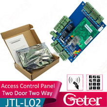 photo display; mass storage Two Door Access Control Panel JTL-J02