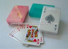 92*60*25mm tarjeta de juego de cajas de almacenamiento