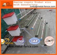 Anping hot sales chicken breeding cage for sale hot dipped galvanized 20 years lifetime with auto water system