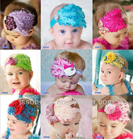 2015 kids feather fascinator headband