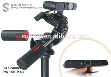 Hand held 3D scanner portable 3d scanner body scanner for 3d printer