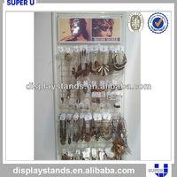 Custom Merchandising Panels for hanbag chain store shopping mall stand