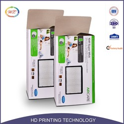 Expert Service And Fast Shipping Paper Transparent Folding Boxes