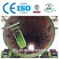 Hengji fabricante vende directamente para secadores de madera papasfritas/secador de tambor rotatorio